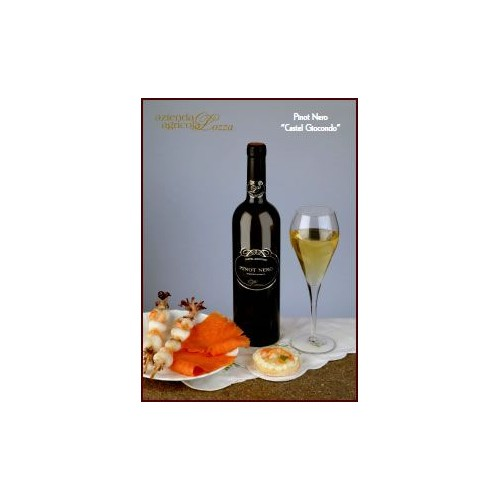 """Bio-Weißwein aus der Lombardei """"Castell Giocondo"""", vegan"""