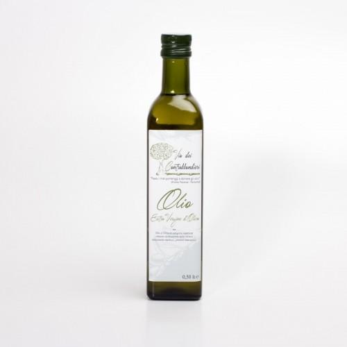 Olivenöl extra vergine aus Italien 750ml, Ernte u. Pressung 2019
