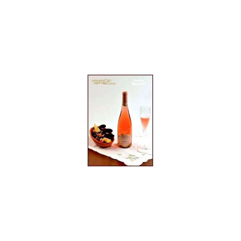 6x750ml Rosa Lucrezia, Pinot nero vinificato in rosa