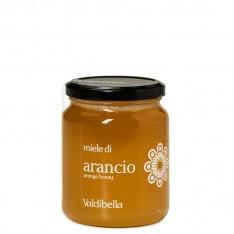 Bio-Orangenblüten-Honig, 500g aus Sizilien, Ernte 2020