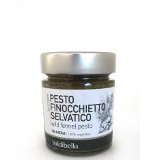 Bio-Wildfenchel-Pesto, vegan, 140g