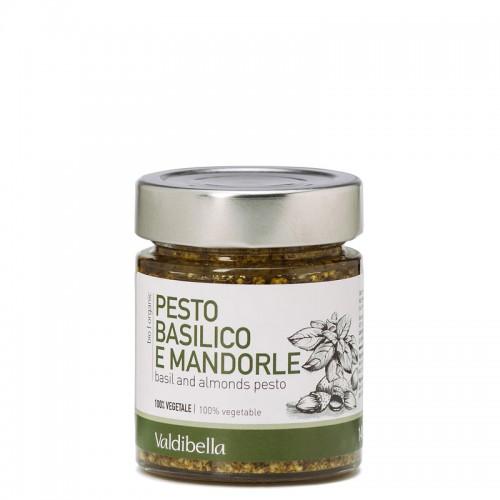Bio-Basilikum-Pesto, vegan, 140g