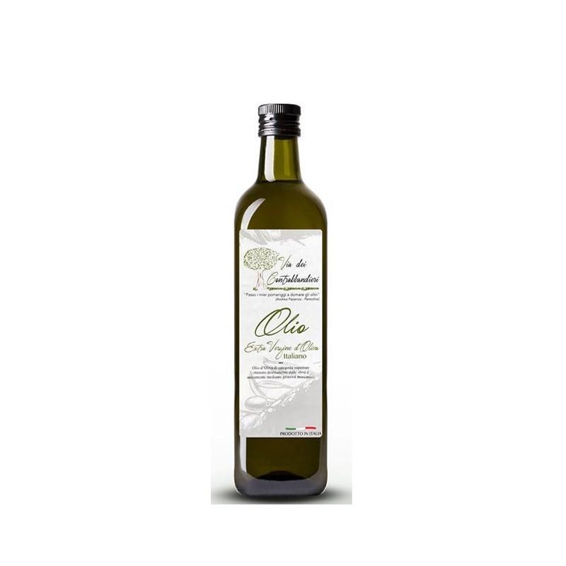 Olivenöl extra vergine aus Italien 750ml, Ernte u. Pressung 2020