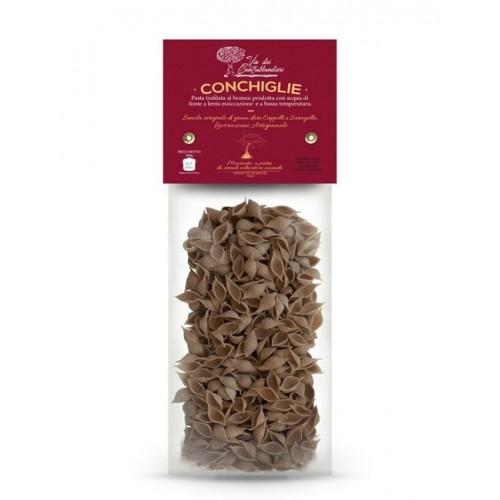 Emmer-Urkorn-Nudeln, Conchiglie, handgemacht in Italien, 500g