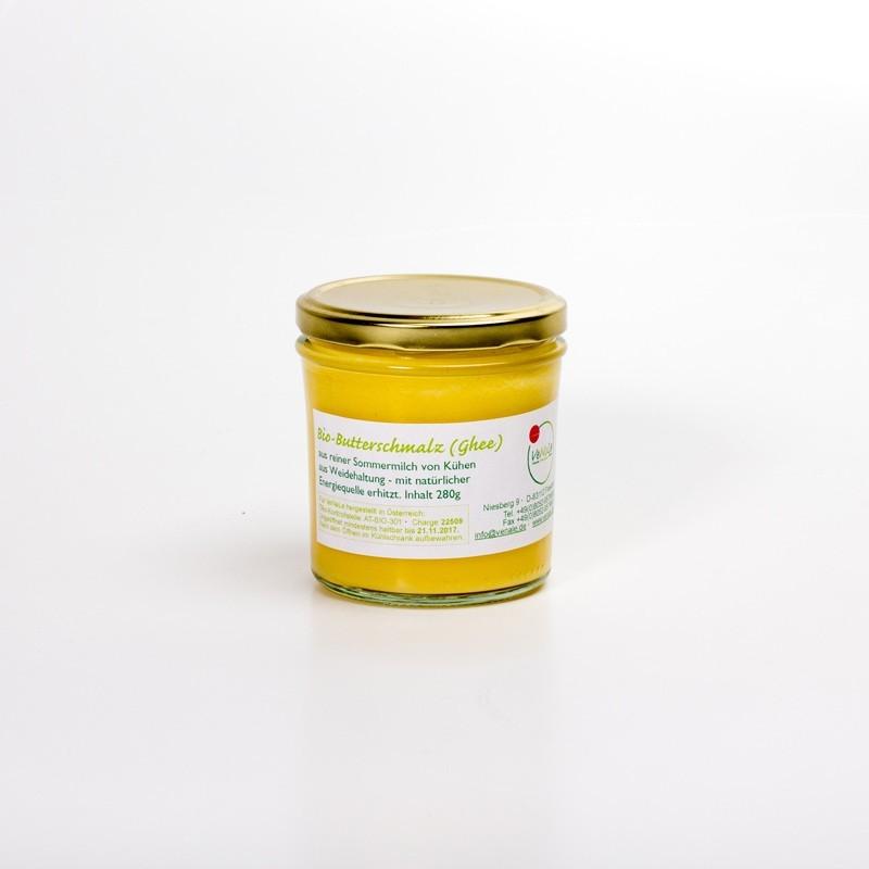 Bio Butterschmalz (Ghee), 280g